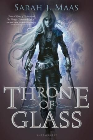 SJMaas - Throne of Glass PB